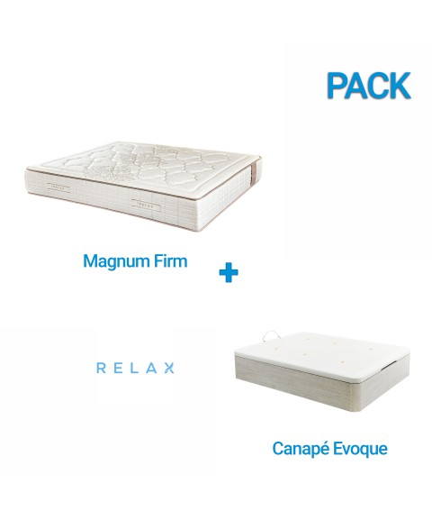 PACK: Colchón Magnum Firm +...