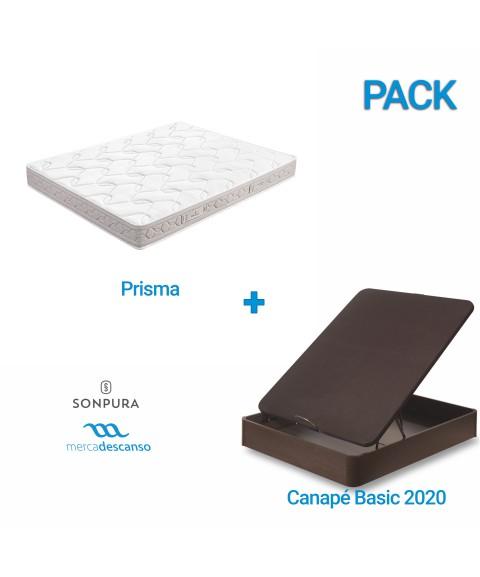 PACK: Colchón Prisma +...