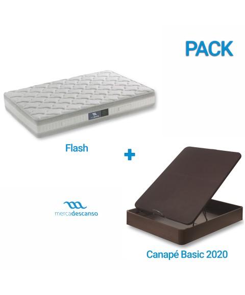 PACK: Colchón Flash +...