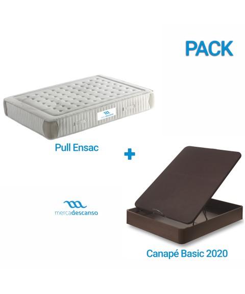 PACK: Colchón Pull Ensac +...